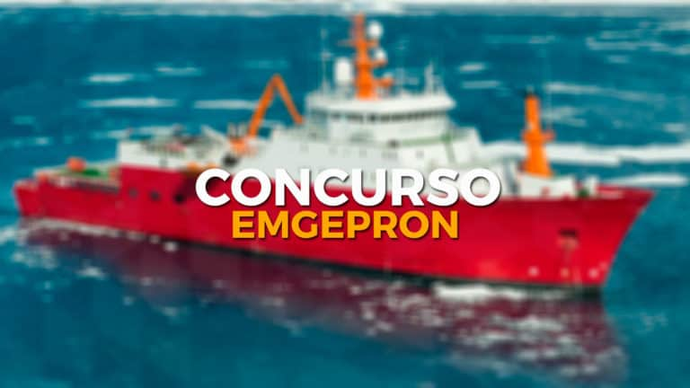 Concurso Emgepron RJ: Inscrições Abertas