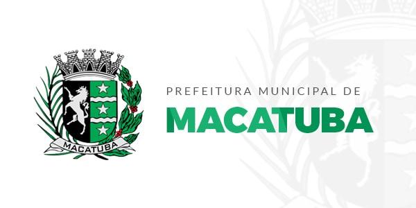 Concurso da Prefeitura de Macatuba SP: Inscrições encerradas