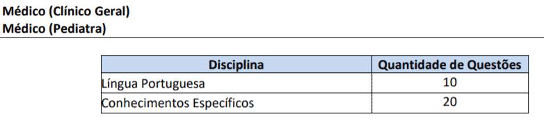 p1 5 - Processo Seletivo para Médico Prefeitura de Barueri-SP