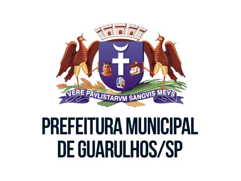 Concurso Prefeitura de Guarulhos SP: Inscrições Abertas para Oficial de Controle Animal