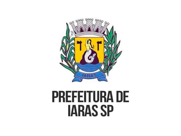 Concurso Iaras SP: Inscrições abertas. Salário até R$ 10 mil.