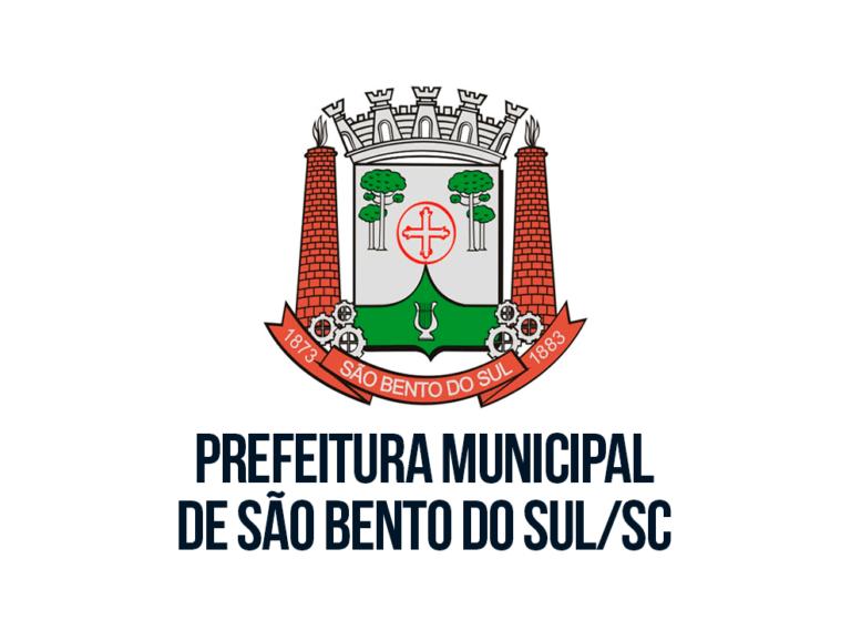 Processo Seletivo São Bento do Sul SC: saiu edital!