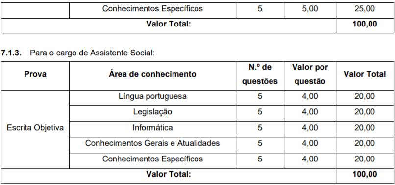provas ob 2 - Processo Seletivo Novo Horizonte SC: Inscrições encerradas