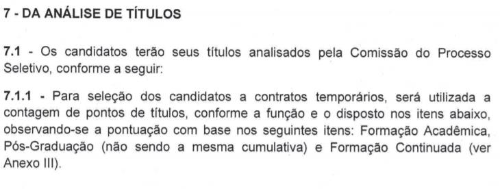 titulos 7 - Processo seletivo Prefeitura de São José Dos Quatro Marcos - MT: Assistente Social e Psicólogo! Inscrições encerradas