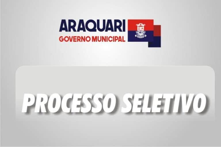 Processo Seletivo Araquari SC: Salários de até R$ 14 mil. Inscrições Abertas!