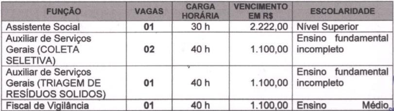 Captura de tela 2021 04 08 172145 - Processo Seletivo da Prefeitura de Buritinópolis-GO: Inscrições encerradas