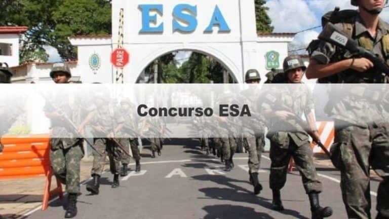 Concurso ESA 2021: Inscrições abertas