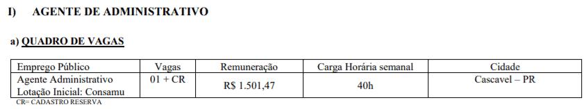 c1 34 - Processo Seletivo COSAMU: Inscrições Abertas!