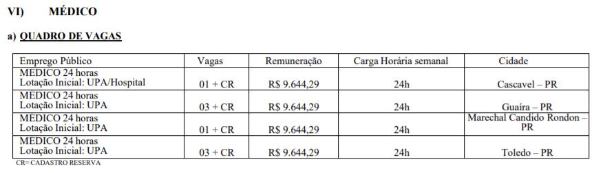 c6 - Processo Seletivo COSAMU: Inscrições Abertas!