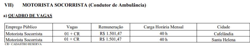c7 - Processo Seletivo COSAMU: Inscrições Abertas!