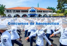 Concursos Aeronáutica: como são e como se preparar para passar