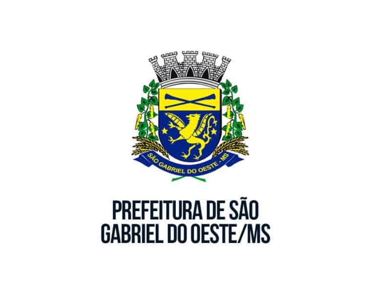Processo Seletivo São Gabriel do Oeste-MS: Saiu Edital! Salários de até R$ 18.536,94