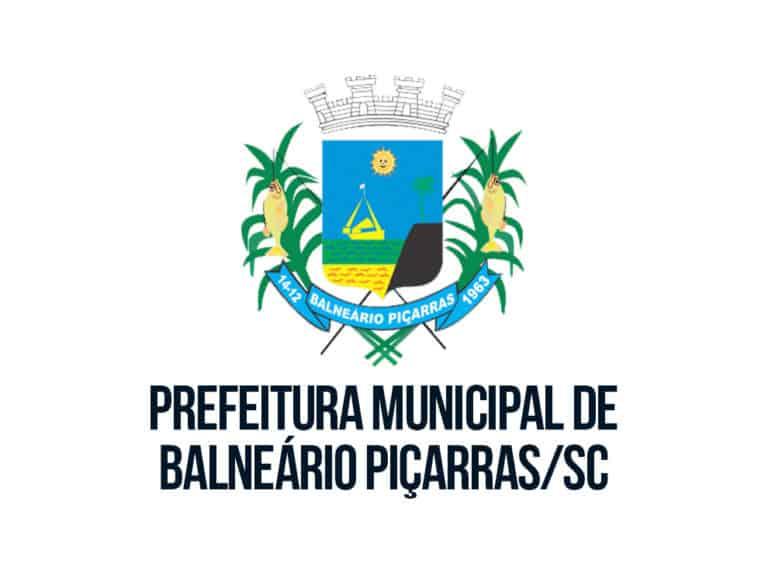 Processo Seletivo Prefeitura de Balneário Piçarras-SC: Inscrições Abertas