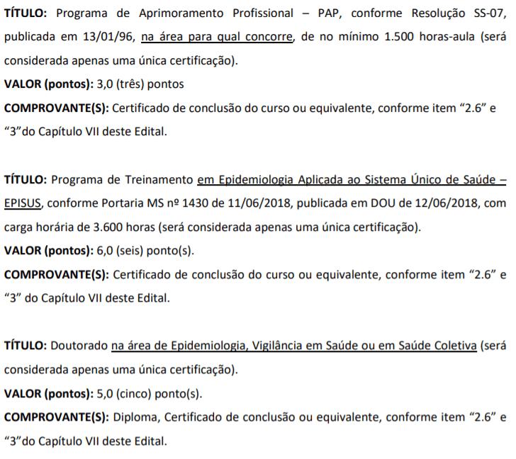 t1 12 - SES-SP lança edital com vagas para saúde: Inscrições encerradas