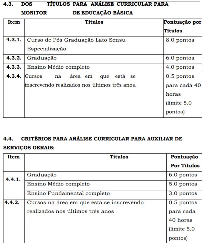 t2 10 - Processo Seletivo Prefeitura de Comodoro MT: Inscrições abertas
