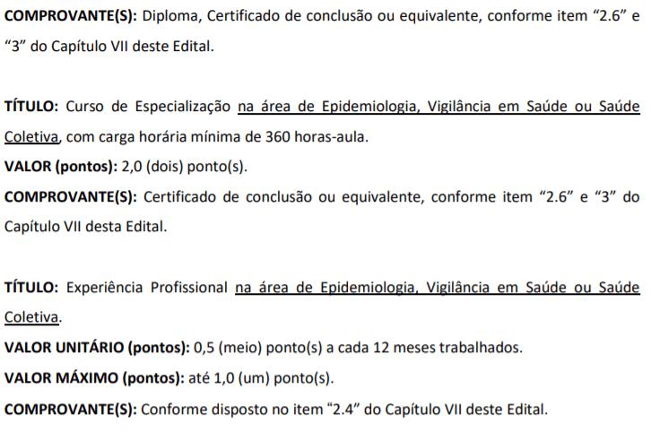 t3 3 - SES-SP lança edital com vagas para saúde: Inscrições encerradas