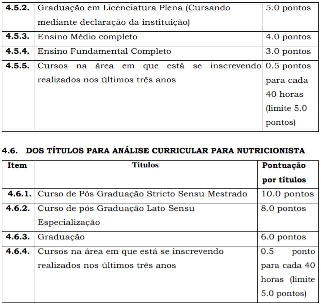 t4 2 - Processo Seletivo Prefeitura de Comodoro MT: Inscrições abertas