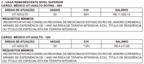 c1 8 - Processo Seletivo Riosaúde: Inscrições encerradas