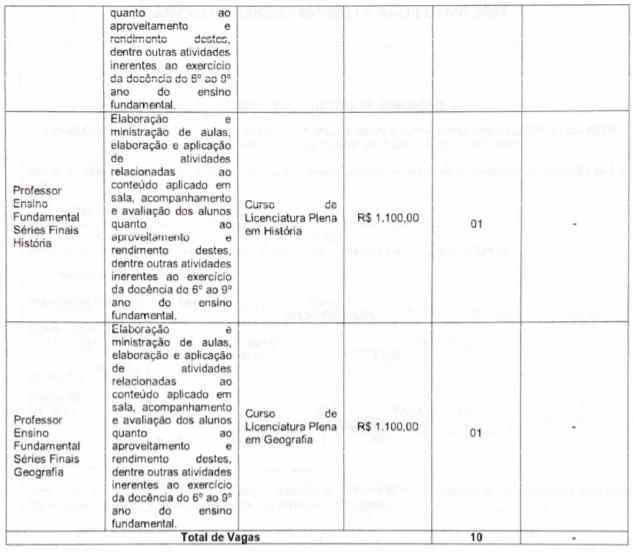 c2 2 - Processo Seletivo Prefeitura de Inajá-PE: Inscrições Abertas