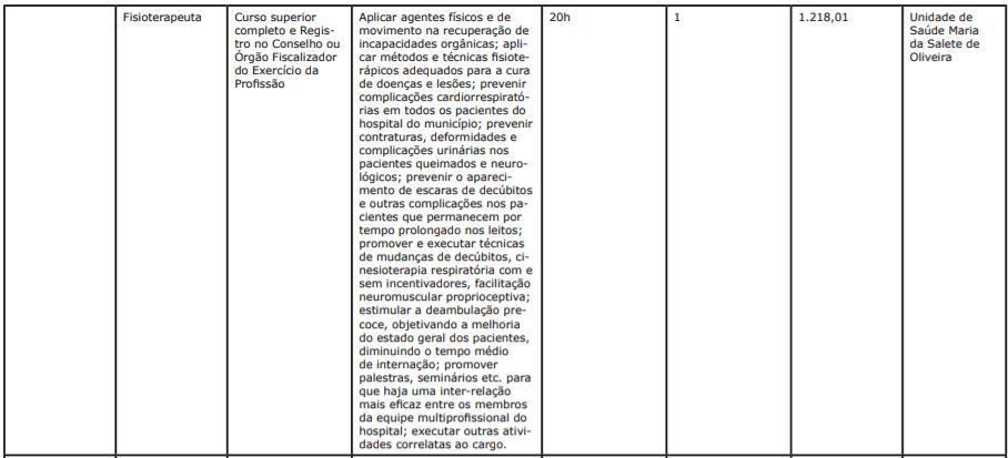 c4 2 - Processo Seletivo Prefeitura de Pedro Gomes-MS: Inscrições abertas