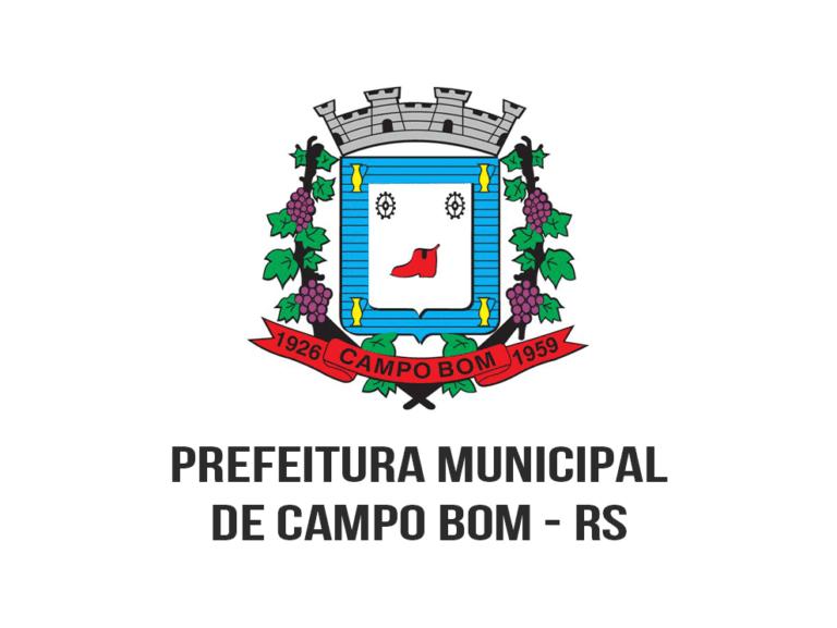 Processo Seletivo Prefeitura de Campo Bom-RS: Inscrições encerradas