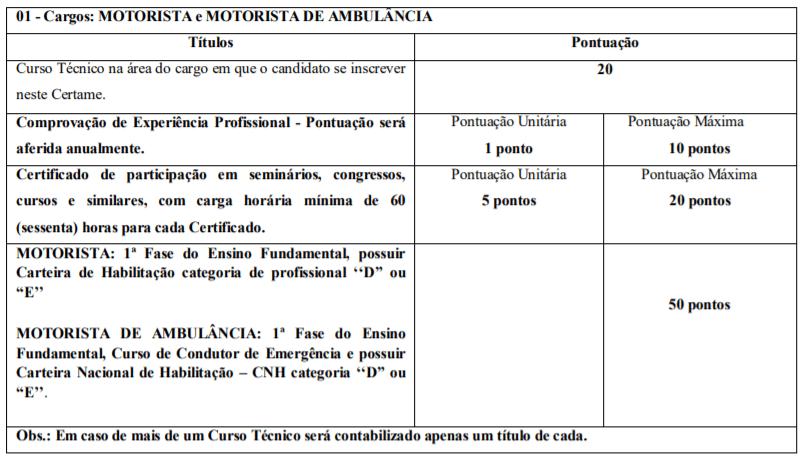 t1 7 - Processo Seletivo da Prefeitura de Gameleira de Goiás - GO: Inscrições encerradas