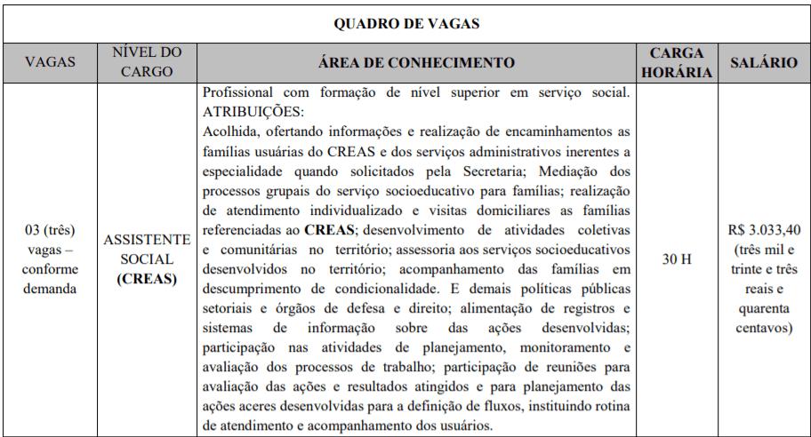 1 4 - Processo Seletivo Prefeitura de Goianésia-GO: Inscrições encerradas