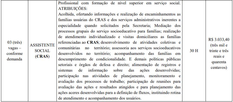 2 2 - Processo Seletivo Prefeitura de Goianésia-GO: Inscrições encerradas