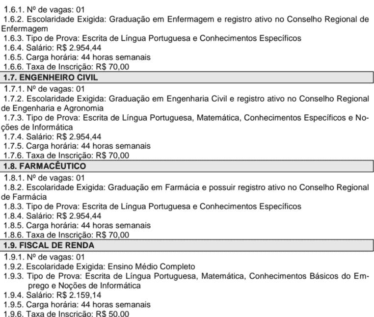 c2 1 - Concurso Prefeitura de Santa Cruz das Palmeiras-SP: Inscrições encerradas