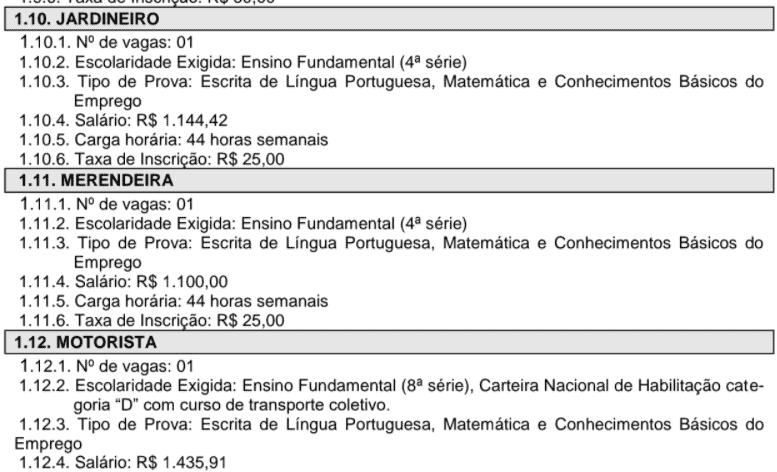 c3 - Concurso Prefeitura de Santa Cruz das Palmeiras-SP: Inscrições encerradas