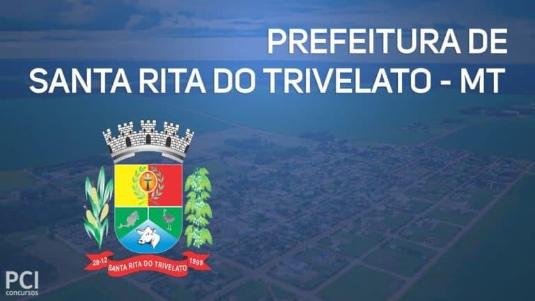 Processo Seletivo Prefeitura de Santa Rita do Trivelato-MT: Inscrições abertas