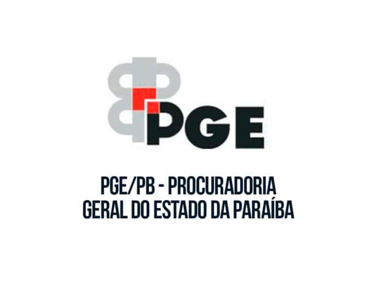 Concurso PGE PB: Inscrições abertas