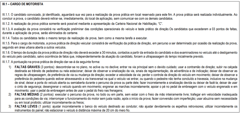 pp1 - Processo Seletivo Prefeitura de Itupiranga-PA: Inscrições encerradas