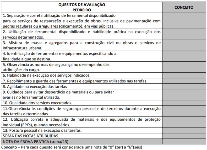pp2 1 - Concurso Prefeitura de Seara SC: Inscrições encerradas