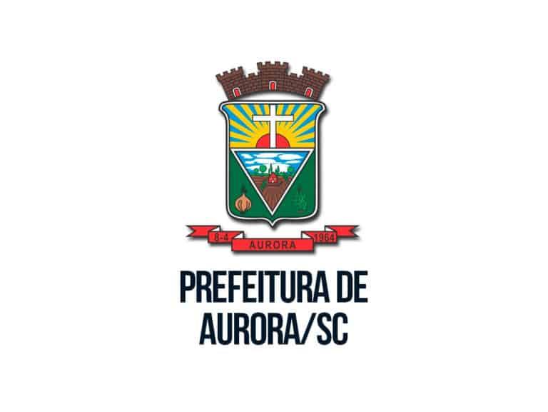 Concurso Prefeitura de Aurora SC: Inscrições abertas