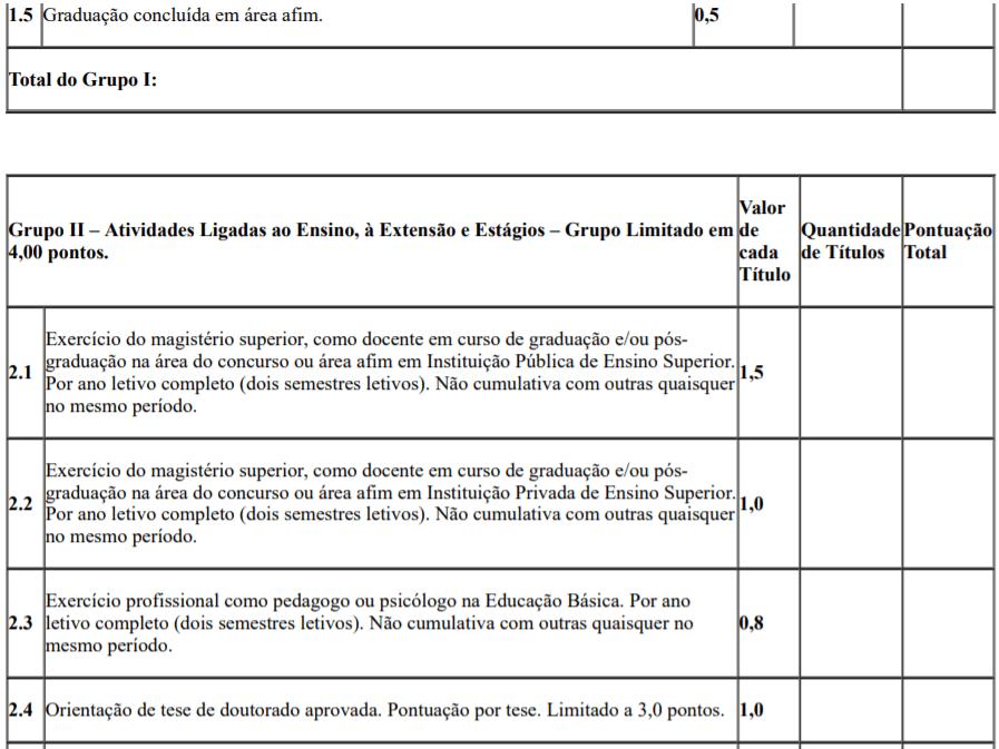 t2 5 - Processo Seletivo Universidade de Brasília – UnB: Inscrições encerradas para Professor Substituto