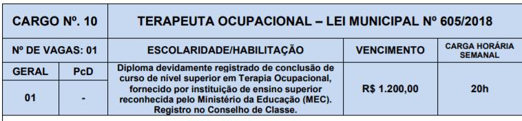 10 - Processo Seletivo Prefeitura de Lagoa Nova-RN: Inscrições abertas