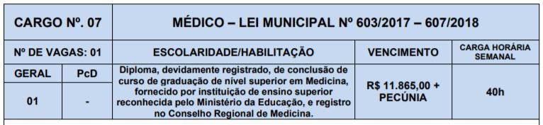 7 - Processo Seletivo Prefeitura de Lagoa Nova-RN: Inscrições abertas