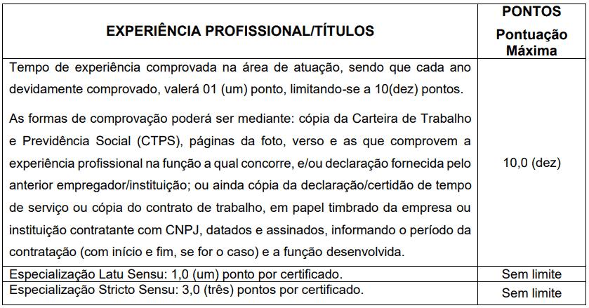 Captura de tela 2021 07 14 122355 - Processo seletivo Prefeitura de Fernandópolis SP: Inscrições abertas