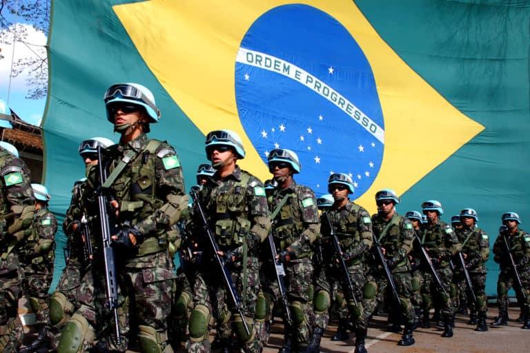 Processo seletivo Exército 11ª Região Militar: Inscrições encerradas