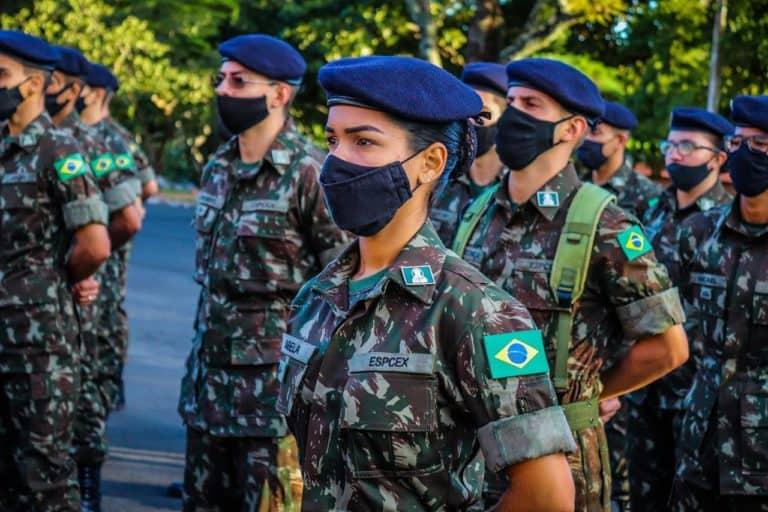 Processo seletivo Exército 8ª Região: Inscrições encerradas