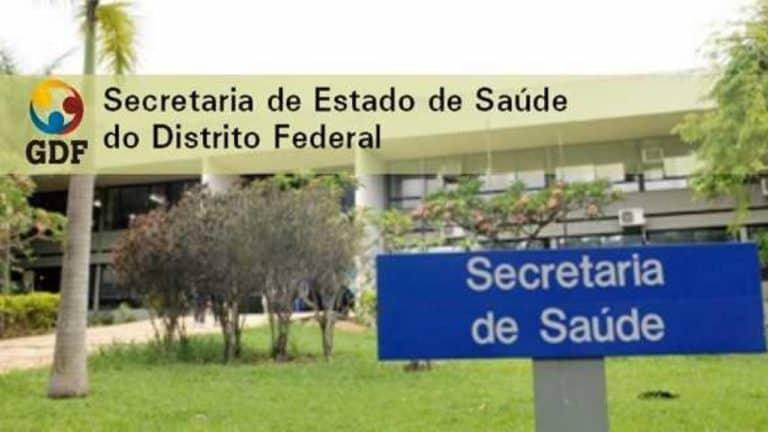Processo Seletivo SES/DF: Inscrições encerradas