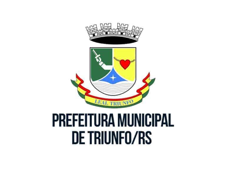 Processo Seletivo Prefeitura de Triunfo-RS: Inscrições encerradas