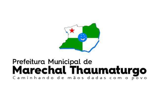 Processo Seletivo Prefeitura de Marechal Thaumaturgo-AC: Inscrições encerradas