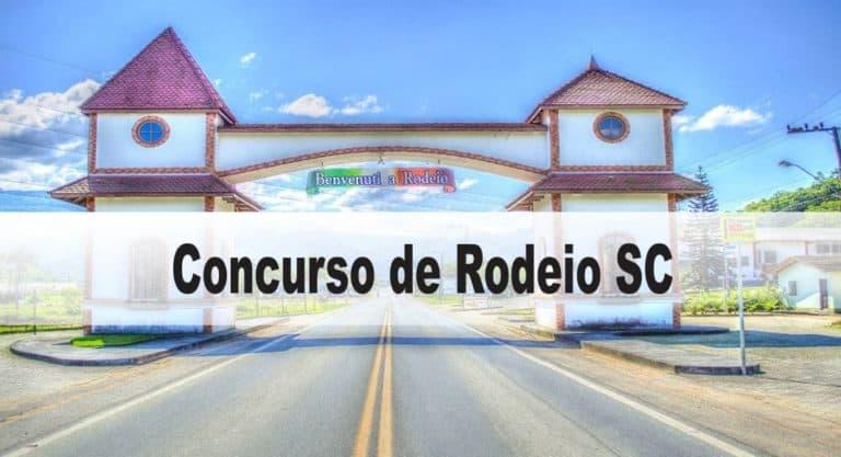 Processo Seletivo Prefeitura de Rodeio-SC: Inscrições Abertas
