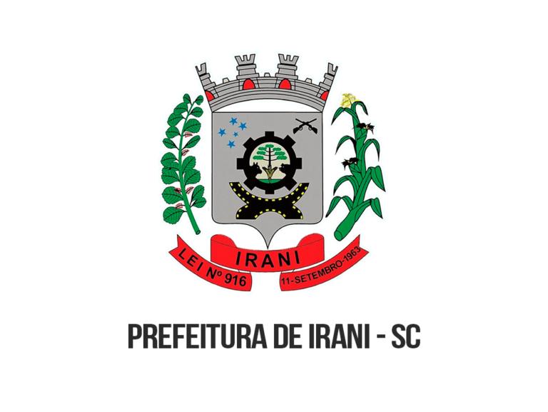 Concurso Prefeitura de Irani – SC: Inscrições Abertas