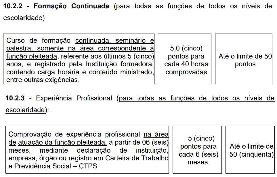 11 - Processo seletivo Prefeitura de Cuiabá MT: Inscrições abertas