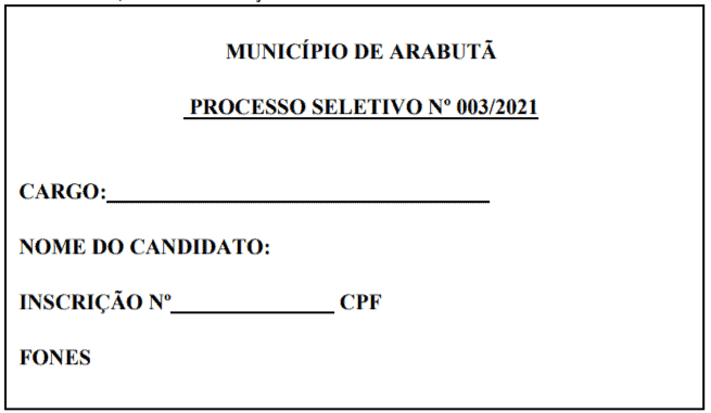 i1 - Processo Seletivo Prefeitura de Arabutã – SC: Inscrições Abertas